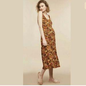 MiMi Womans Maternity Dress Multi Color